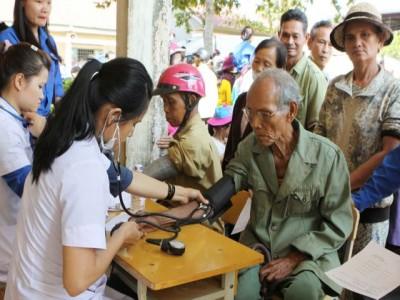 Chính phủ khởi động chương trình cải thiện chăm sóc sức khỏe dành cho người cao tuổi