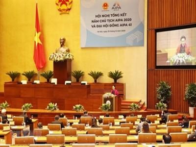 Việt Nam hoàn thành vai trò Chủ tịch AIPA: Quốc gia lập pháp hàng đầu