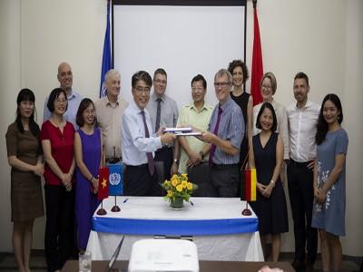 ILO, cơ quan phát triển Đức hợp tác thúc đẩy giáo dục nghề nghiệp, tăng trưởng xanh tại Việt Nam