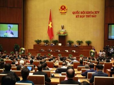 Quốc hội phê chuẩn Hiệp định CPTPP