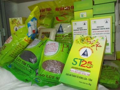 Việt Nam thực hiện các biện pháp bảo hộ thương hiệu cho sản phẩm gạo nội địa tại Úc