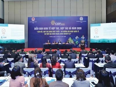 Ra mắt chiến lược Quốc gia về Công nghiệp 4.0
