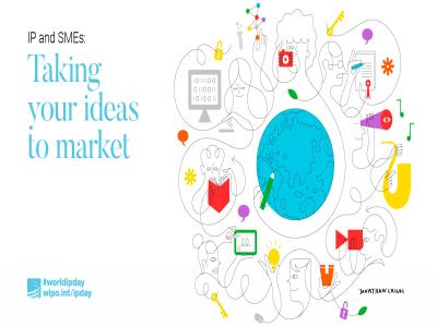 """Ngày sở hữu trí tuệ thế giới năm 2021 - """"Sở hữu trí tuệ và doanh nghiệp vừa và nhỏ: Đưa ý tưởng của bạn ra thị trường"""""""