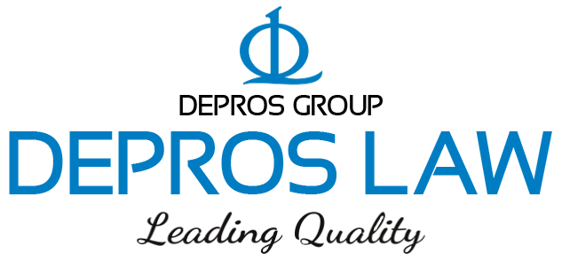 logo DEPROS LAW FIRM